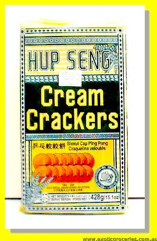 Cream Crackers Biskut Cap Ping Pong