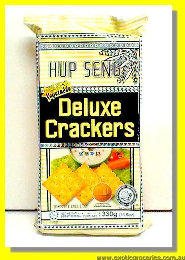 Vegetable Deluxe Crackers