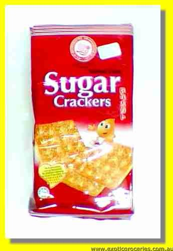Sugar Crackers Biskut Gula