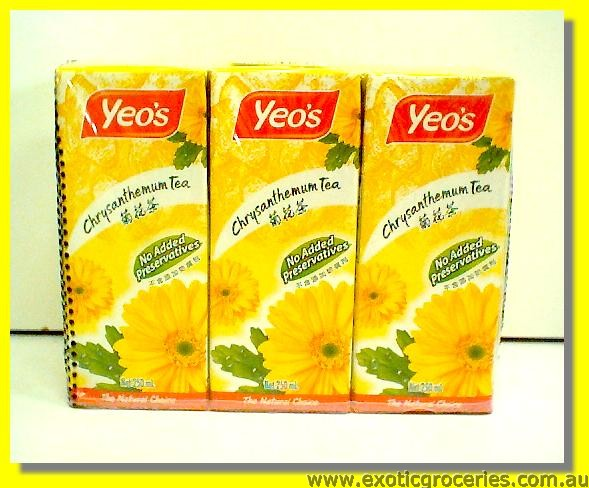 6 Pack Chrysanthemum Tea