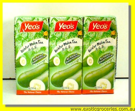 Winter Melon Tea - 6 Packs