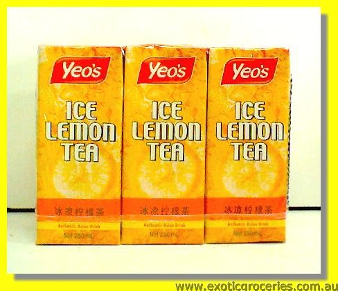Ice Lemon Tea - 6 Pack