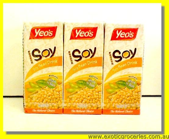 Soya Bean Drink - 6 Pack