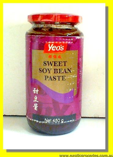Sweet Soy Bean Paste