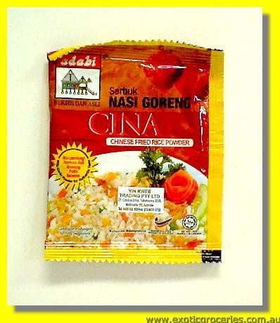 Serbuk Nasi Goreng Cina Chinese Fried Rice Powder