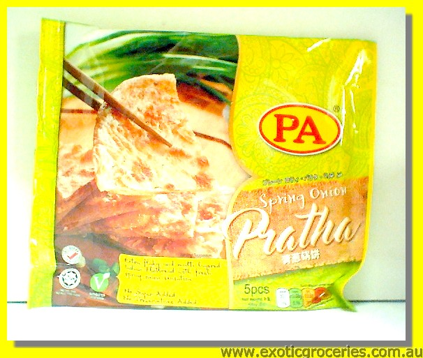 Frozen Spring Onion Paratha 5pcs