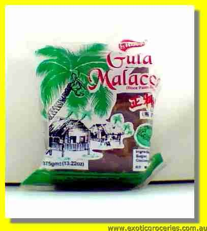 Dark Palm Sugar Gula Malacca