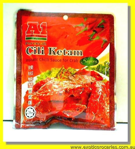 Instant Chilli Sauce for Crab