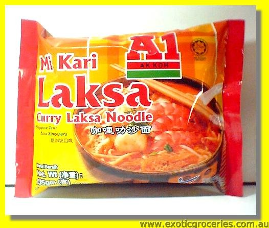 Curry Laksa Noodle
