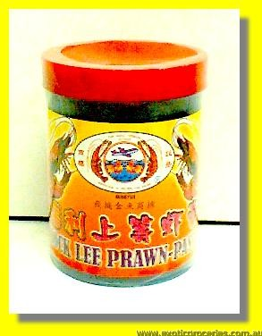 Hock Lee Prawn Paste