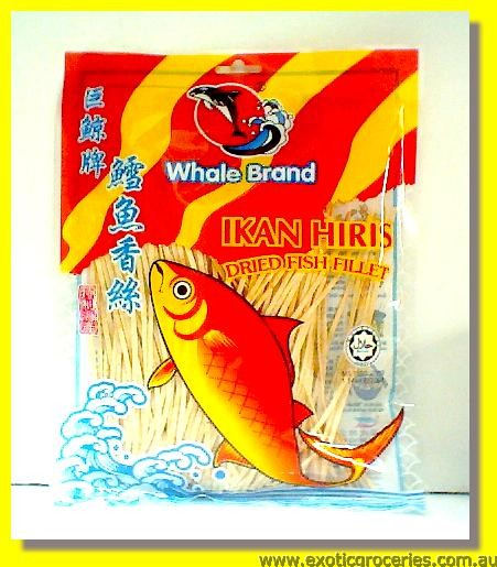 Ikan Hiris Dried Fish Fillet