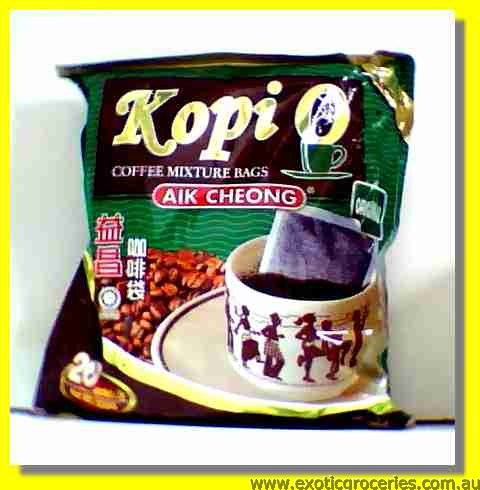 Kopi O Coffee Mixture Bags 20sachets