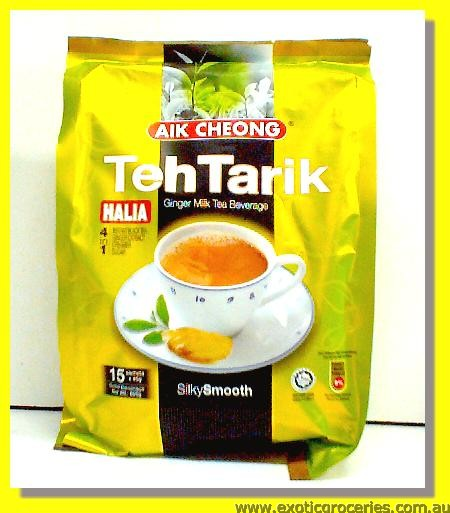 Ginger Milk Tea Beverage 15sachets (The Tarik)