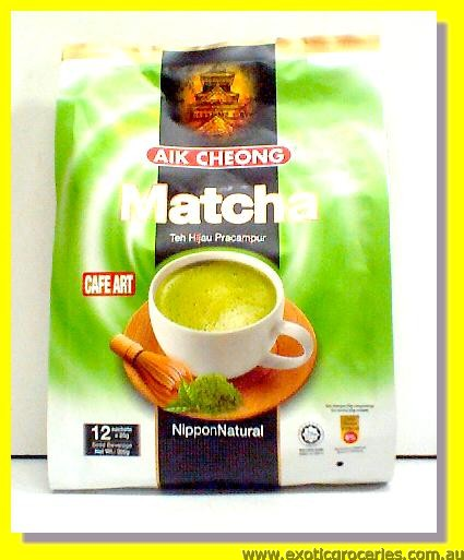 Instant Matcha Drink 12sachets