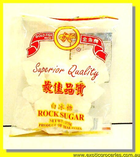 White Rock Sugar
