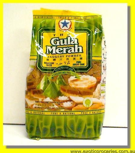 Thai Jaggery Powder Gulah Merah