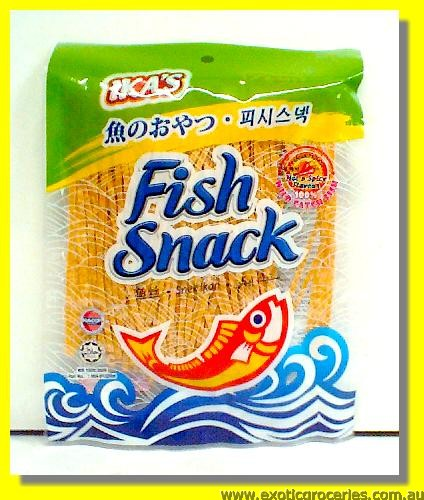 Fish Snack Hot & Spicy