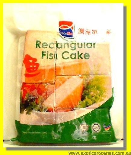 Rectangular Fish Cake