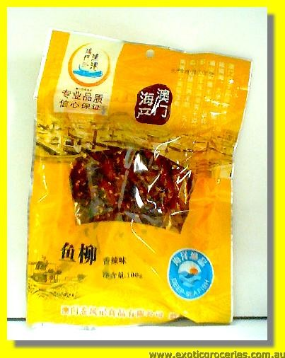 Dried Spicy Fish