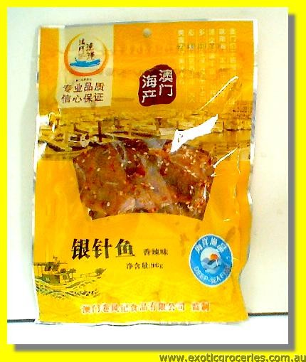 Dried Spicy Silverfish