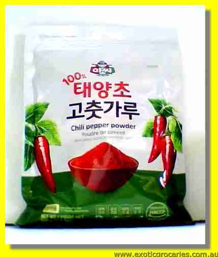 Chilli Pepper Powder