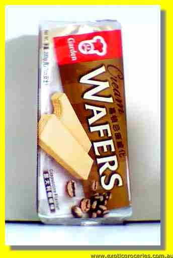 Cream Wafers Cappuccino Flavour