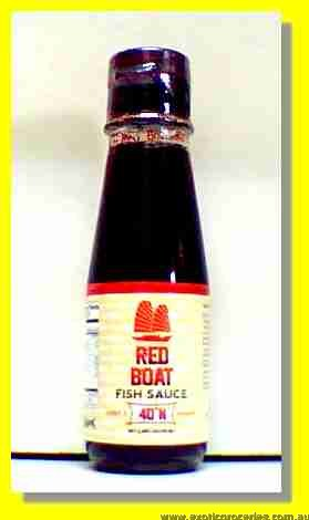 100% Pure First Press Extra Virgin Fish Sauce