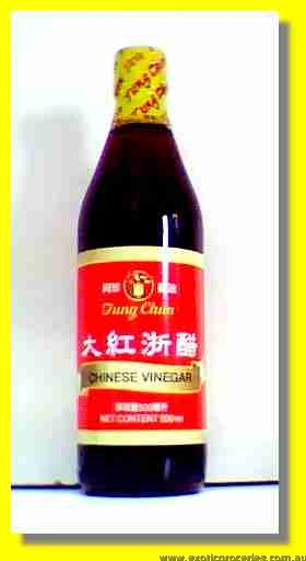 Chinese Red Vinegar