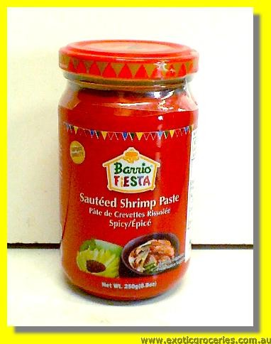 Bagoong Salted Shrimp Paste (Spicy)