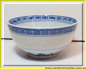 "4.5"" Bowl Rice Pattern"