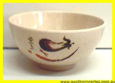 "Melamine Rice Bowl 4.5"" 702"