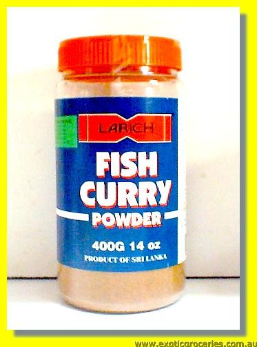 Fish Curry Powder