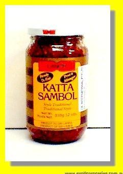 Katta Sambol Hot Chilli Tuna Mix