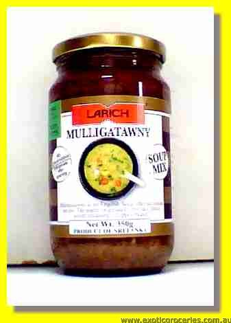 Mulligatawny Soup Mix