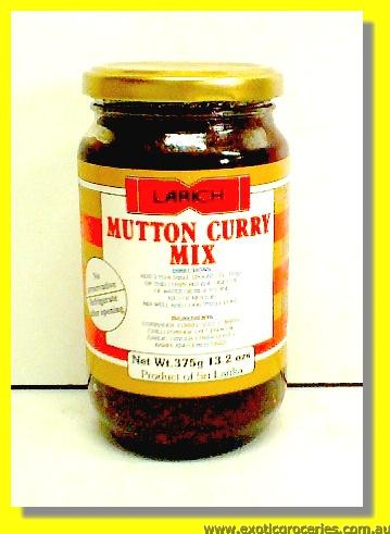 Mutton Curry Paste