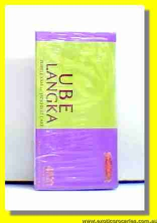 Ube Langka Purple Yam with Jackfruit Cake 4pcs