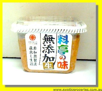 Miso Soybean Paste Ryotei No Aji Mutenka