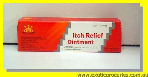 Itch Relief Ointment