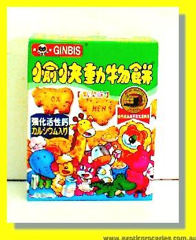 Animal Biscuits (seaweed flavour)