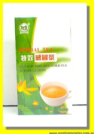 Anti-Cold Herbal Tea 20teabags (Quick Acting)