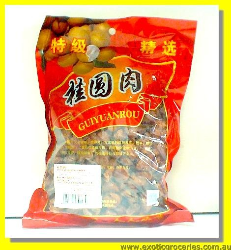 Dried Seedless Longan