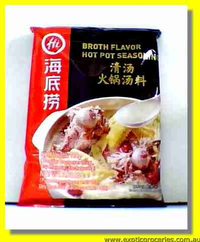 Broth Flavour Hot Pot Seasoning