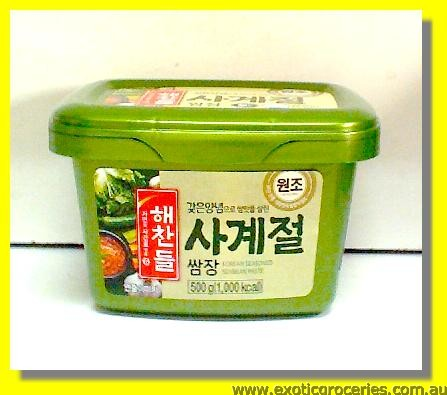 Seasoned Soybean Paste (Haechandle Ssamjang)