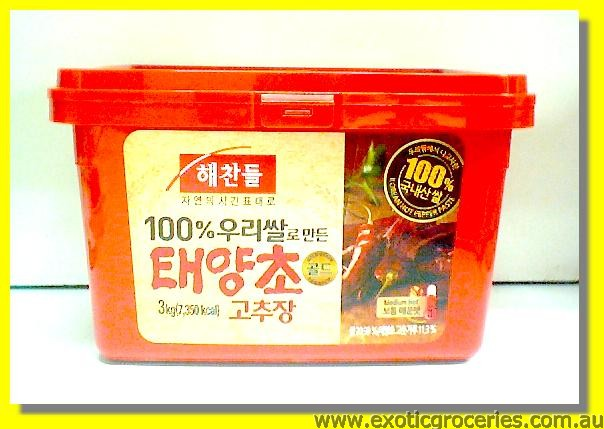 Korean Hot Pepper Paste Medium Hot