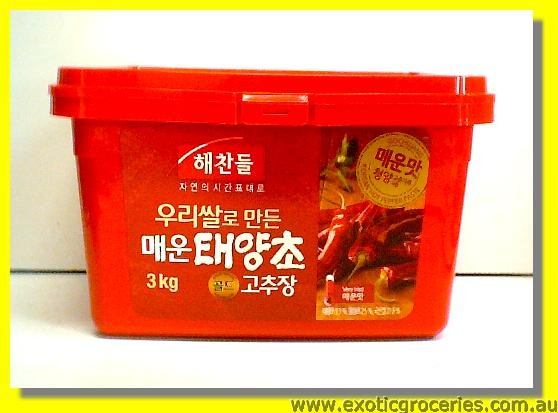 Korean Hot Pepper Paste