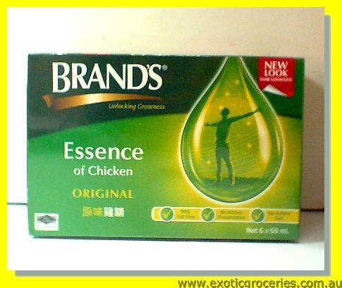 Brand's Essence Of Chicken