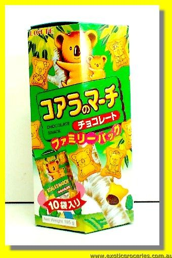 Koala's March Chocolate Snack 10sachets