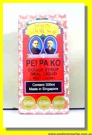 Pei Pa Ko Cough Syrup Oral Liquid
