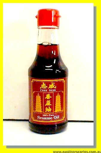 100% Pure Sesame Oil