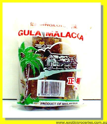 Gula Malacca Dark Palm Sugar Blocks